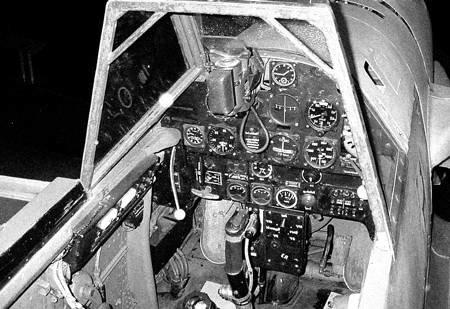 military aircraft cockpit