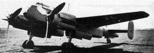 The Arado Ar 240