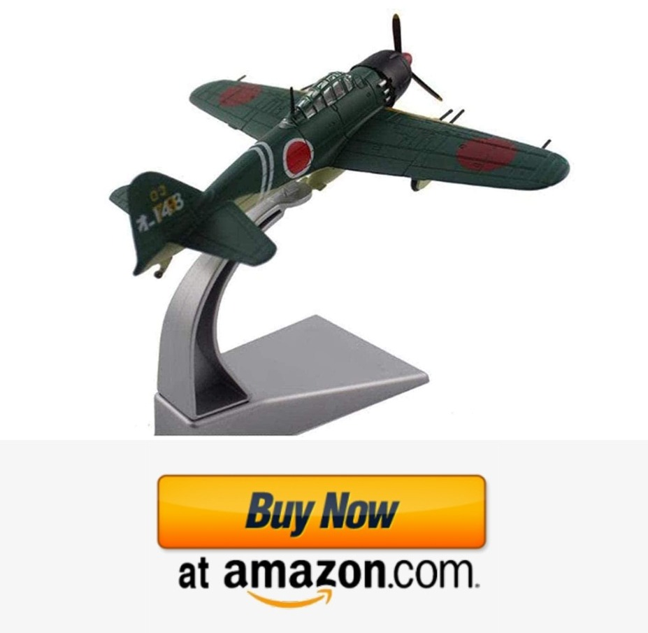 Military Model 1/144 Scale Diecast Plane Mitsubishi G4M Betty - Aircraft Model Airplane Toy for Gift Collecttion Collect Gifts Collection Gifts